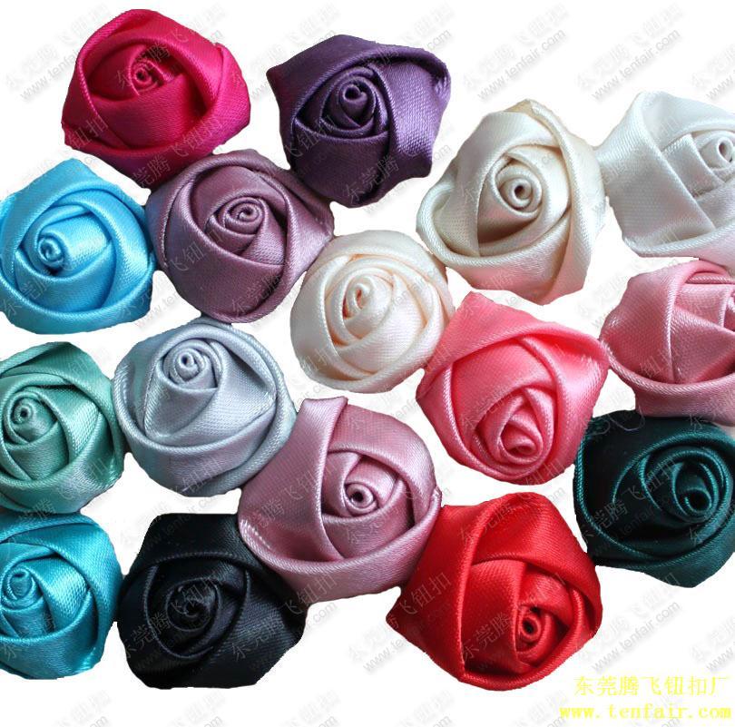 布料玫瑰花 手工制作玫瑰花图解 玫瑰花动态图片 玫瑰花的折法步骤图
