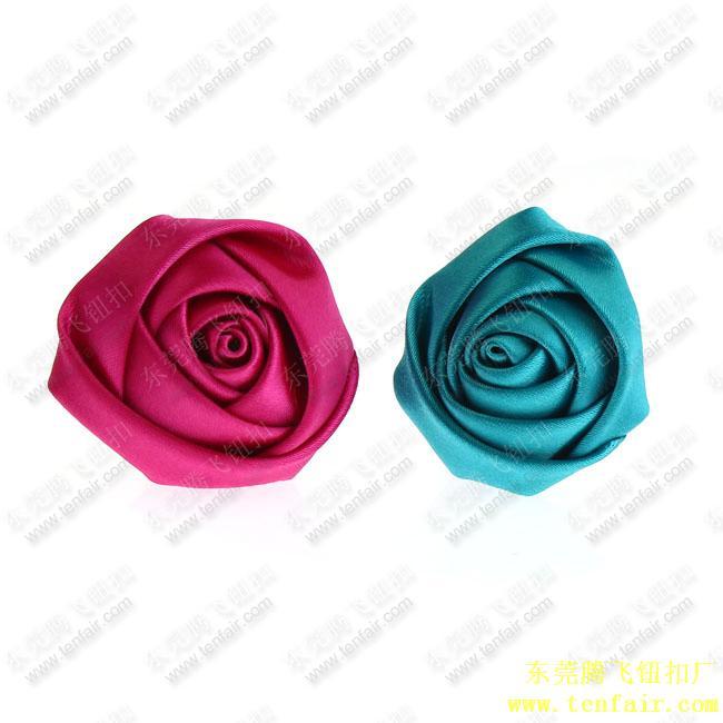 玫瑰耳绳的编法图解